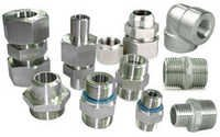 Nickel Forged Fittings