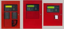 Fire Alarm Control Panel Board