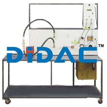 Positive Displacement Pump Support Module