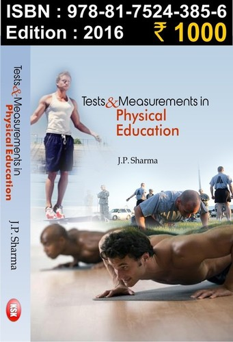 Test & Measurements In Physical Education