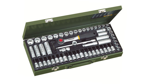 Super compact socket set