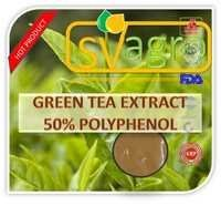 GREEN TEA  EXTRACT 50% POLYPHENOL