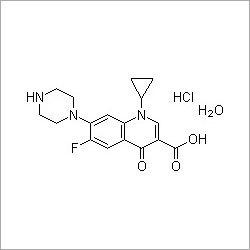Ciprofloxacin Hydrochloride Hydrate