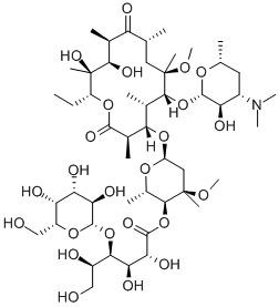 Clarithromycin Lactobionate