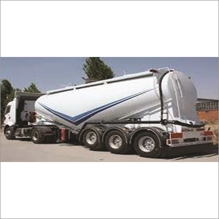 Hydrated Lime Bulker