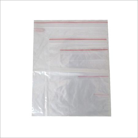Self Locking Plastic Bags