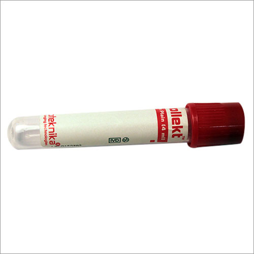 iCollekt Serum Plain Safety Cap 4ml-SPSCTH