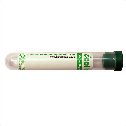 iCollekt Lithium Heparin Rubber Stopper 2ml-LHRSTH