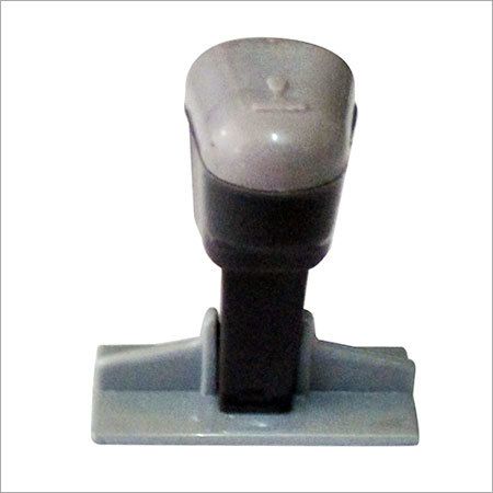 Rubber Stamp Plastic Handle