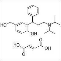 (R)-2-[3-(Diisopropylamino)-1-phenylpropyl]-4-(hydroxymethyl)phenol fumaric acid salt
