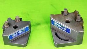 Quick Change Tool Magnetic Chuck