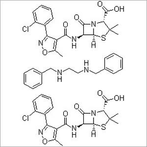 Cloxacillin Benzathine