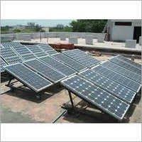 Solar Photovoltaic Power Plant