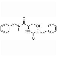 (R)-N-Benzyl-2-(benzyloxycarbonylamino)-3-hydroxypropionamide