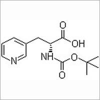 (R)-N-Boc-(3-Pyridyl)alanine