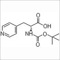 (R)-N-Boc-(4-Pyridyl)alanine
