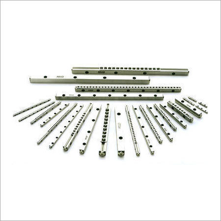 Linear Guide Railings