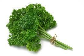 016 fresh parsley