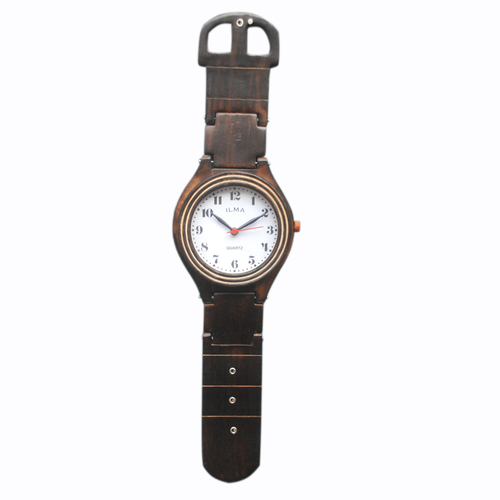 shopnline's wrist shape  wall clock SNL0088