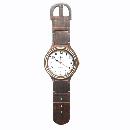 shopnline's wrist shape  wall clock SNL0090WC
