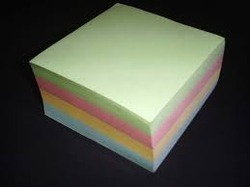 Cube Sticky Note Pads