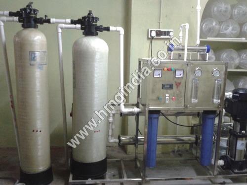 RO UV Water Treatment Plant