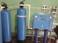 Semi Commercial RO Plant