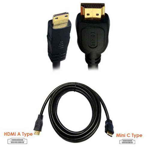 Mini HDMI Cable - 1.5m