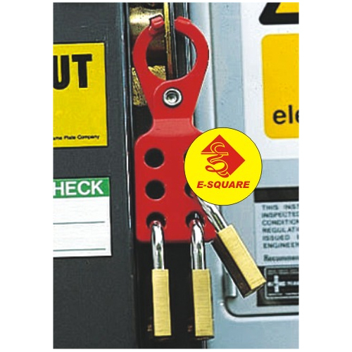 Lockout Tagout Standard Hasp - Small