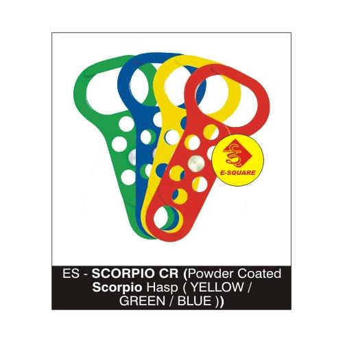 Lockout Scorpio Hasp - Colored