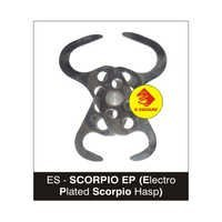 Lockout Scorpio Lockout Hasp - Electro Plated