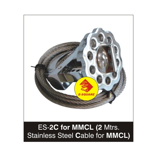 Metallic Multi Purpose Cable Lockout
