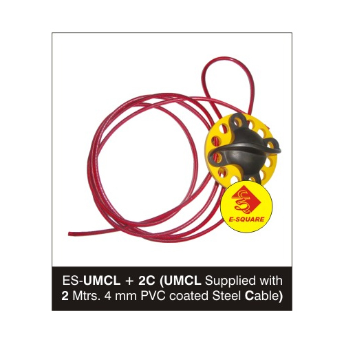 Universal Multi Purpose Cable Lockout