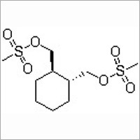 (R,R)-1,2-Bis(methanesulfonyloxymethyl)cyclohexane