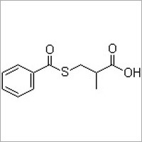 (S)-(-)-3-(Benzoylthio)-2-methylpropanoic acid