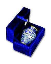 Brass Cremation Going Home Keepsake Urns