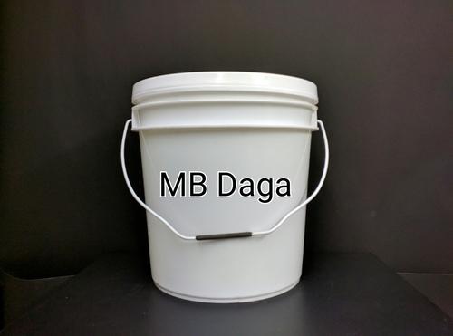10 Liter Plastic Bucket