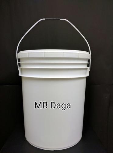 20 Liter Plastic Bucket