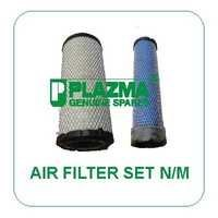 Air Filter Set N/M Green Tractors