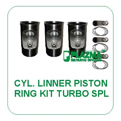 Cly. Linner Piston Ring kit Turbo Spl. John Deere