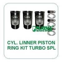 Cly. Linner Piston Ring kit Turbo Spl. John Deere