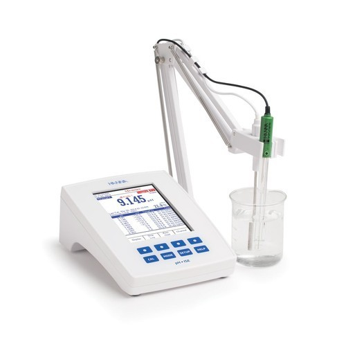 Research Grade pH ISE Meter with Calibration Check