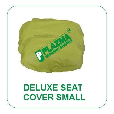 豪华座罩小绿色拖拉机