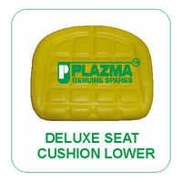Deluxe Seat Cushion Lower Green Tractor