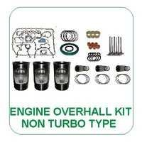 Engine Over Hall Kit Non Turbo Type John Deere