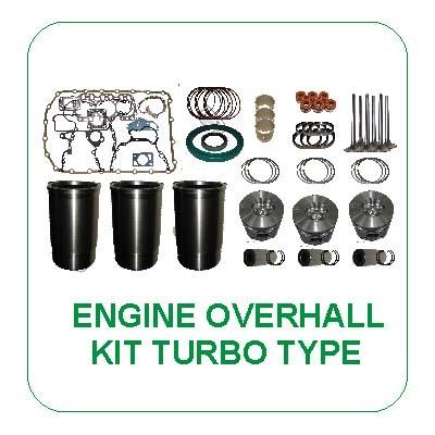 Engine Over Hall Kit Turbo Type John Deere