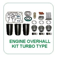 Engine Over Hall Kit Turbo Type Green Tractors