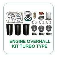 Engine Over Hall Kit Turbo Type John Deere