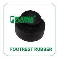 Footrest Rubber John Deere