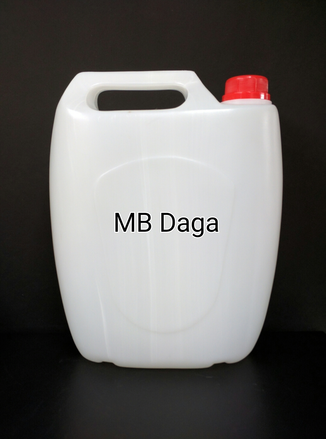 Mustard Oil Container